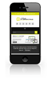 mobile website responsive design