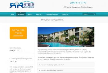 Property Management Orange County California